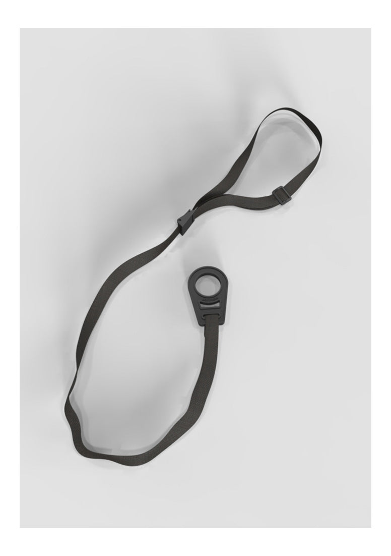 Shower Strap - Black