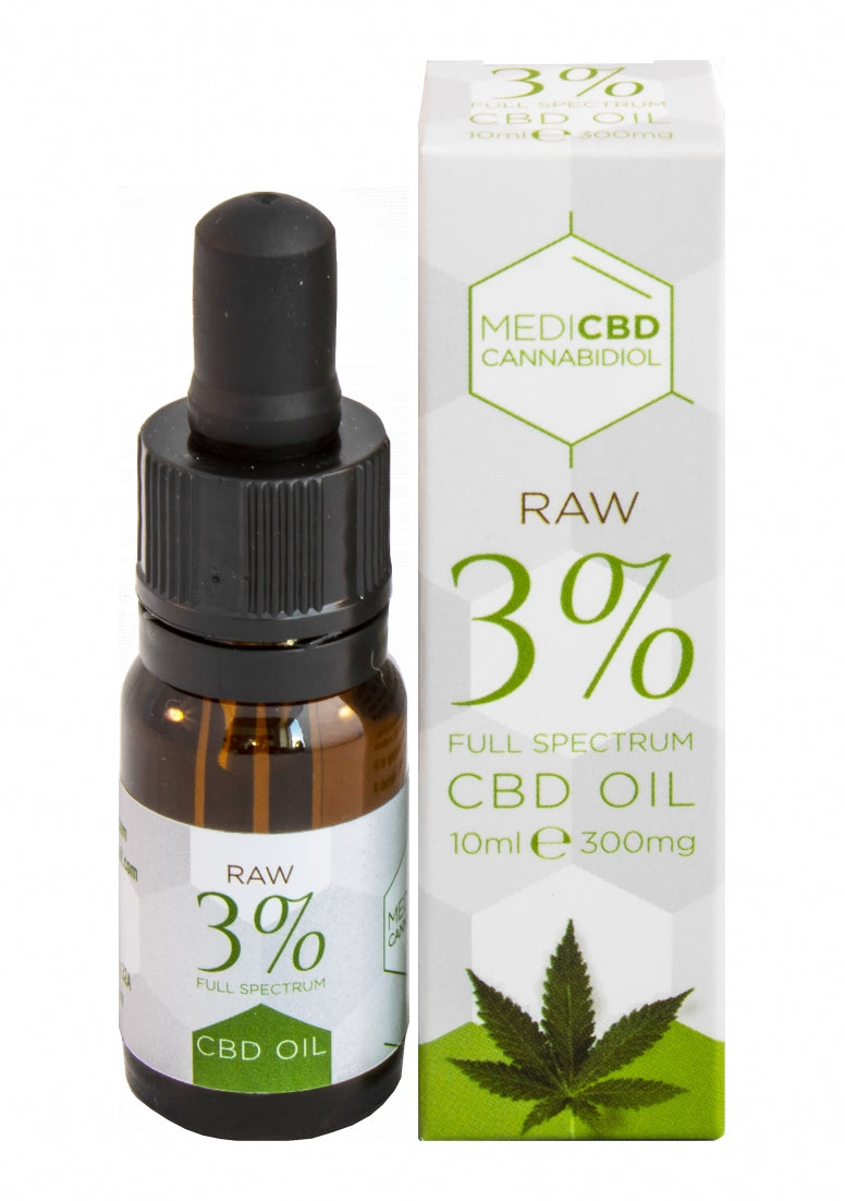 CBD oil 3% - 10 ml