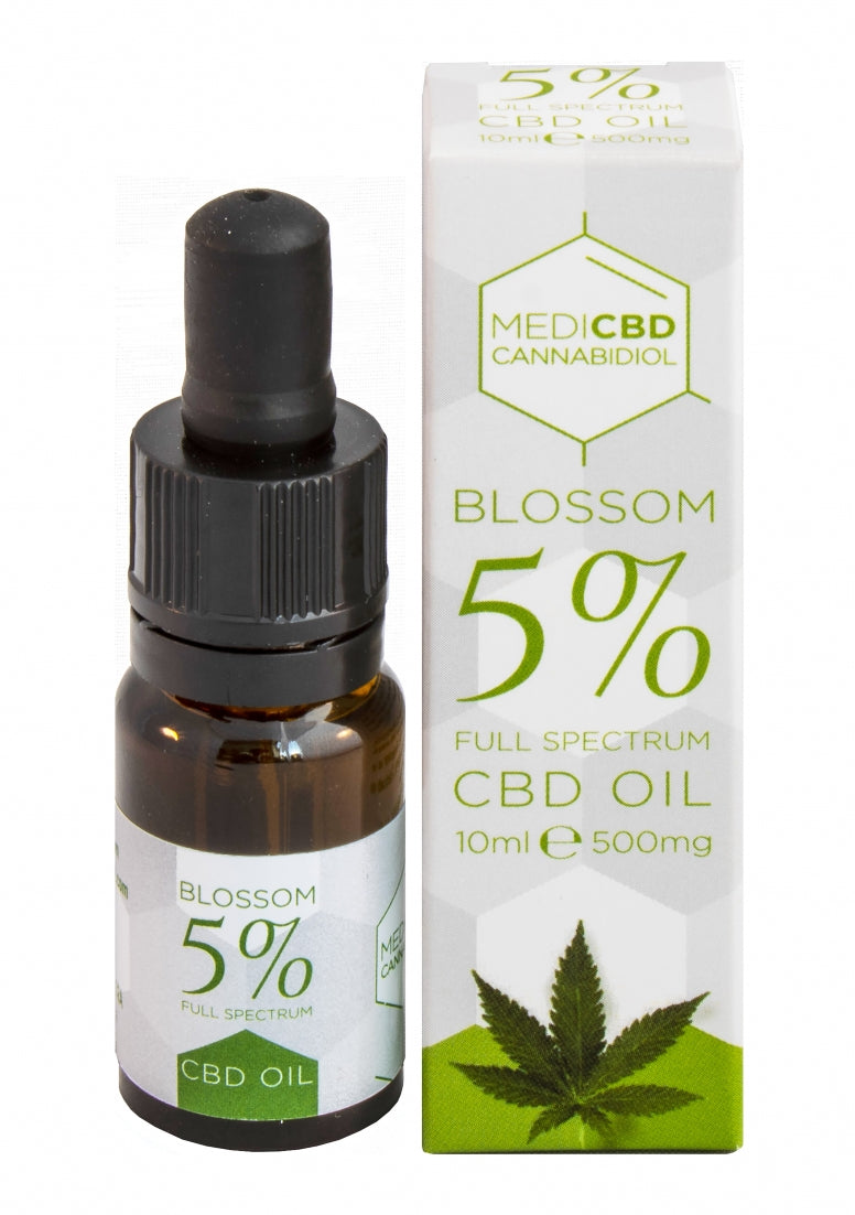 CBD oil 5% - 10 ml