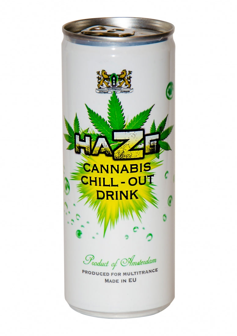 HaZe - Cannabis Chill Out Drink - 250ml