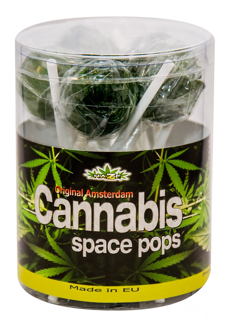 HaZe - Cannabis Space Pops - Gift Pack - 10 pieces