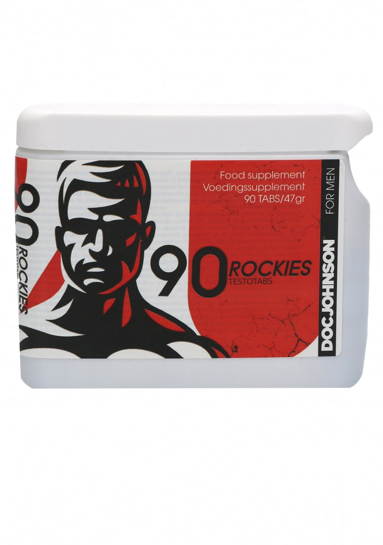 Doc Johnson - Rockies  - 90 Testotabs