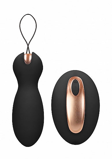 Dual Vibrating Toy - Purity - Black