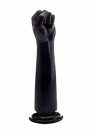 Fisting Power Fist - Vuist Dildo- Zwart