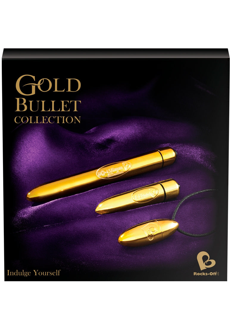 Gold Bullet Collection
