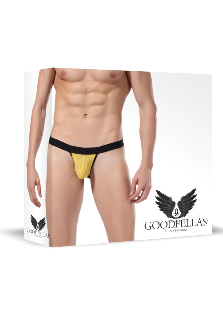 Goodfellas - Jock - Yellow