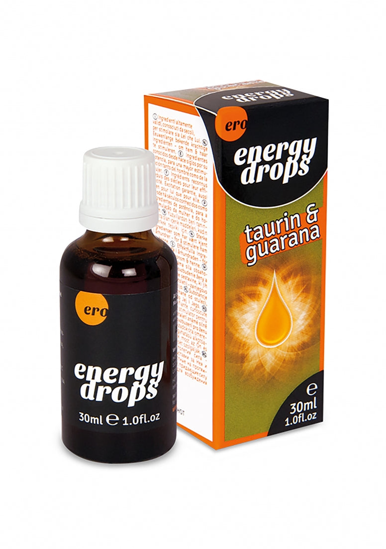 ERO Energy drops taurin + guarana men & women - 30 ml