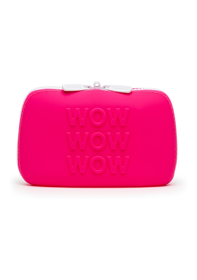 WOW Small Storage Bag - Pink