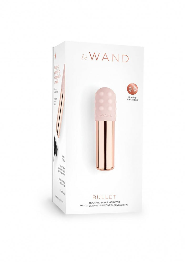 Le Wand Bullet Rose Gold
