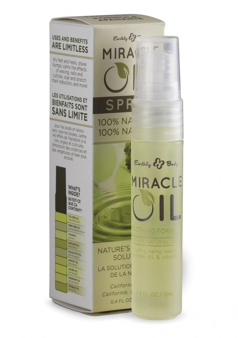 Miracle Oil Mini Spray - 0.4oz / 12ml