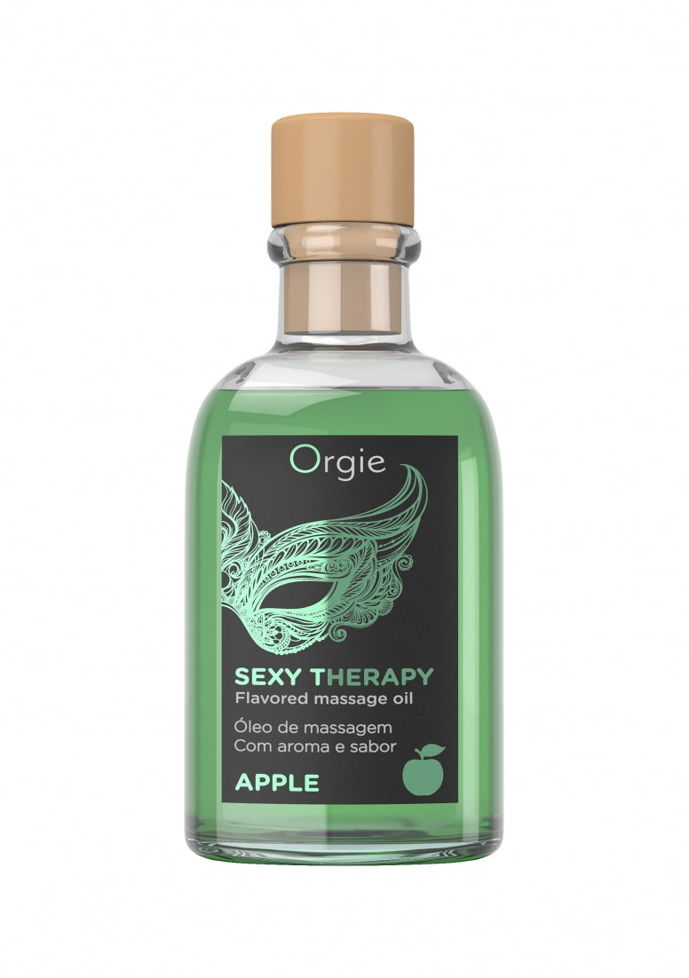 Lips Massage Kit   Apple