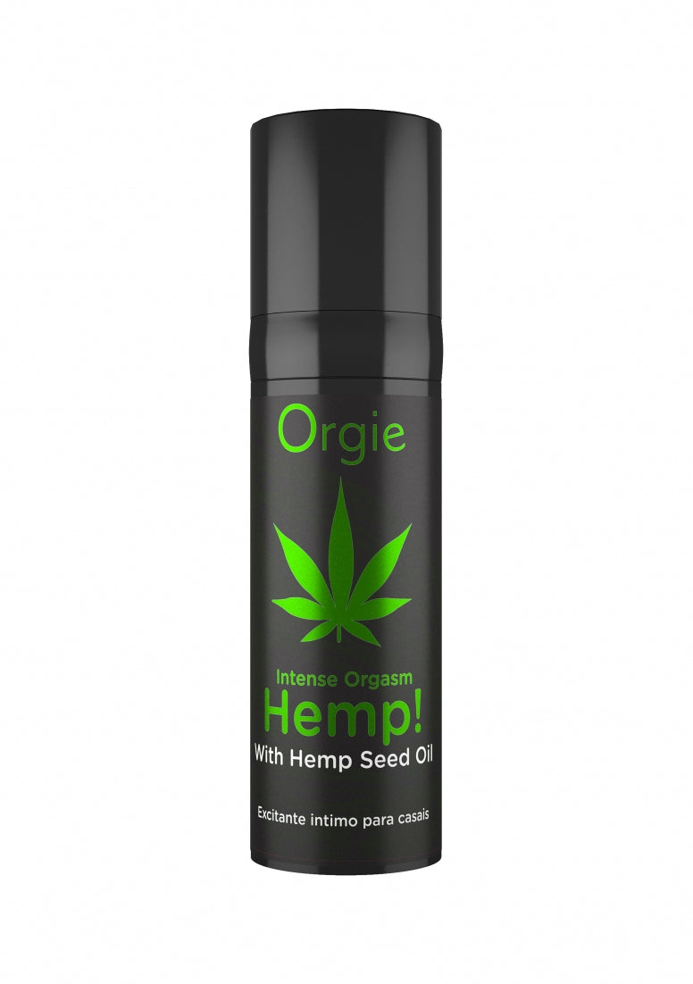 Hemp! - Intense Orgasm