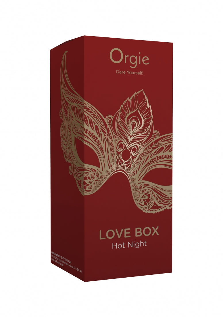 Love Box Hot Night