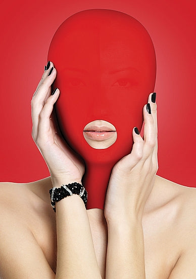Ouch! Submission Masker - Rood