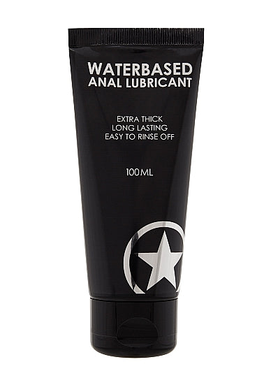 Ouch! Waterbased Anal Lube - 100ml