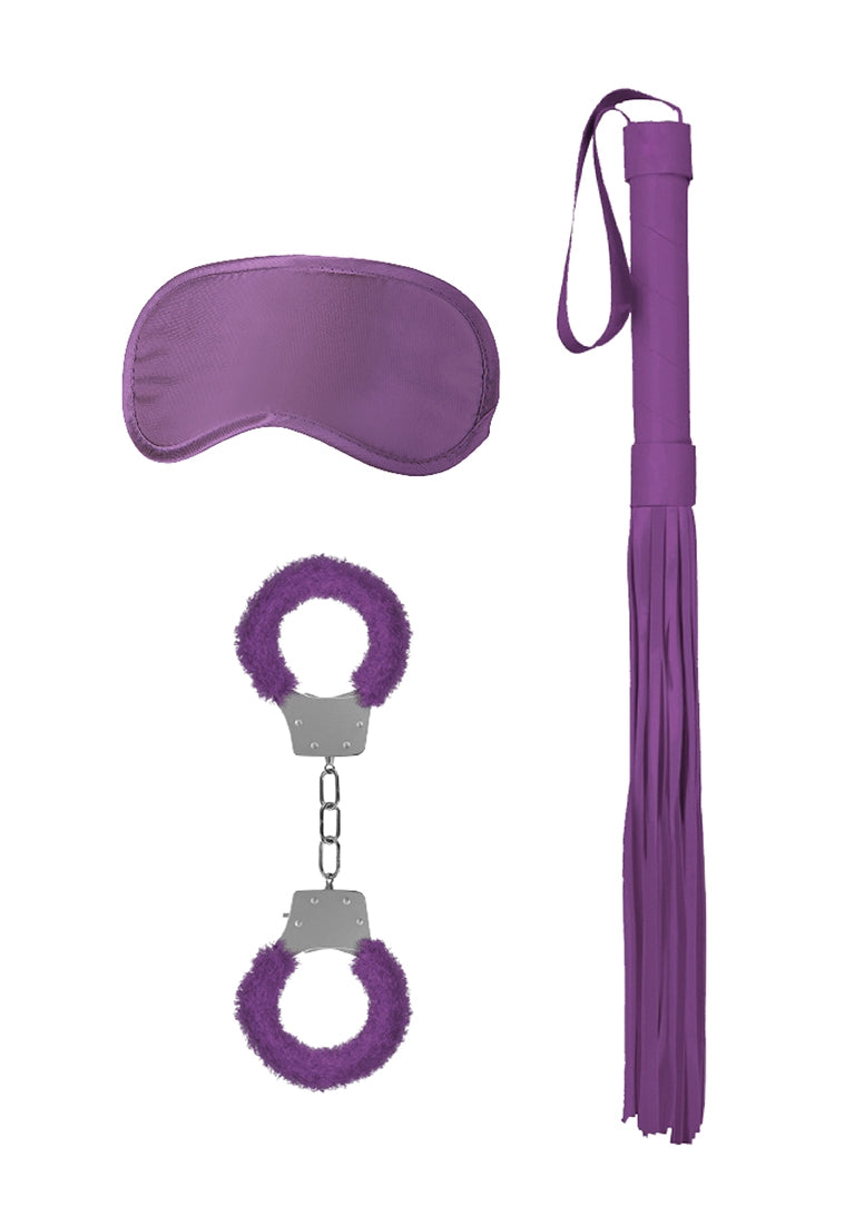 Introductory Bondage Kit #1 - Purple