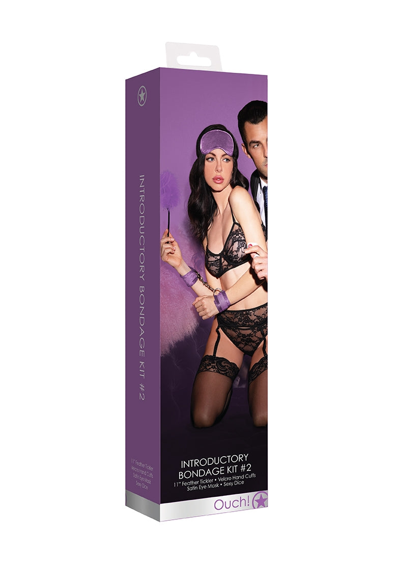 Introductory Bondage Kit #2 - Purple