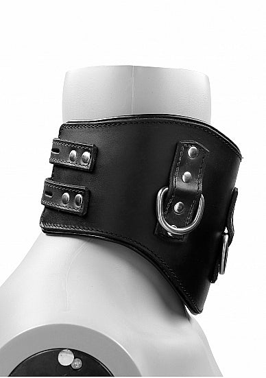 Heavy Duty Padded Posture Collar - Black