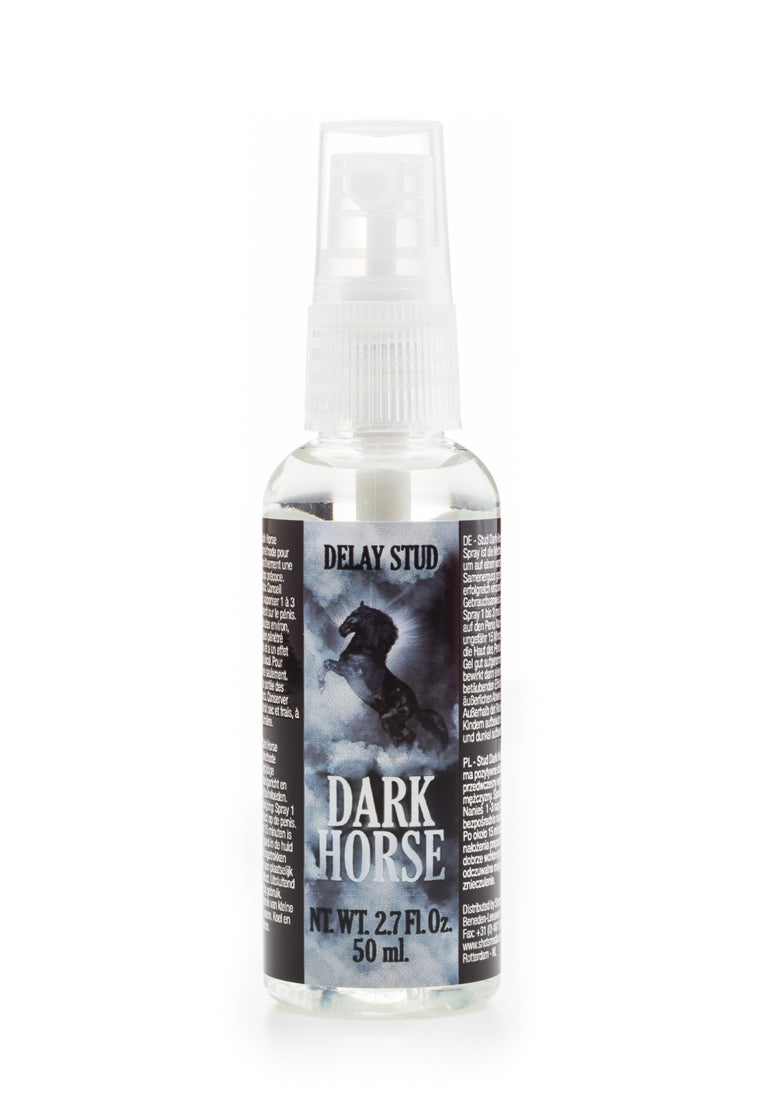 Vertraging Spray - Dark Horse
