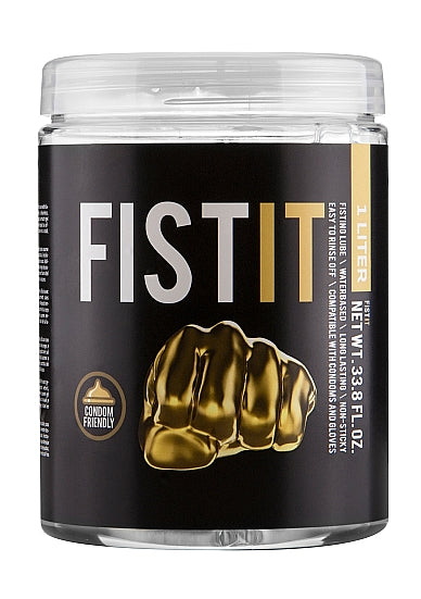 Glijmiddel - Fist It - Jar Glijmiddel - 1000ml - Fist It