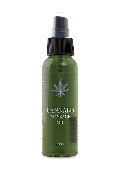 Pharmquests Cannabis Massage Olie