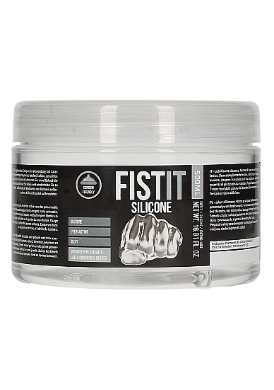 Silicone Glijmiddel - Fist It - Silicone Glijmiddel - 500ML - Fist It