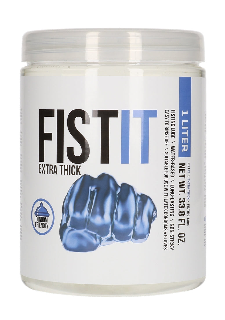 Glijmiddel - Fist It - Extra Dik glijmiddel - 1000ML - Fist It