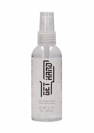Erectie Spray - Get Hard - 80ml
