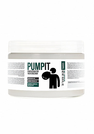 Glijmiddel - Pump it - 500 ml