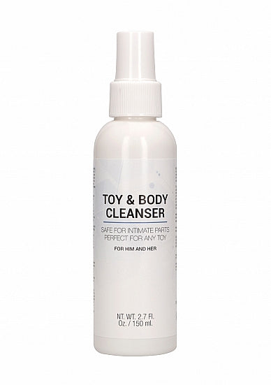 Toy & Body Cleanser - 150 ml