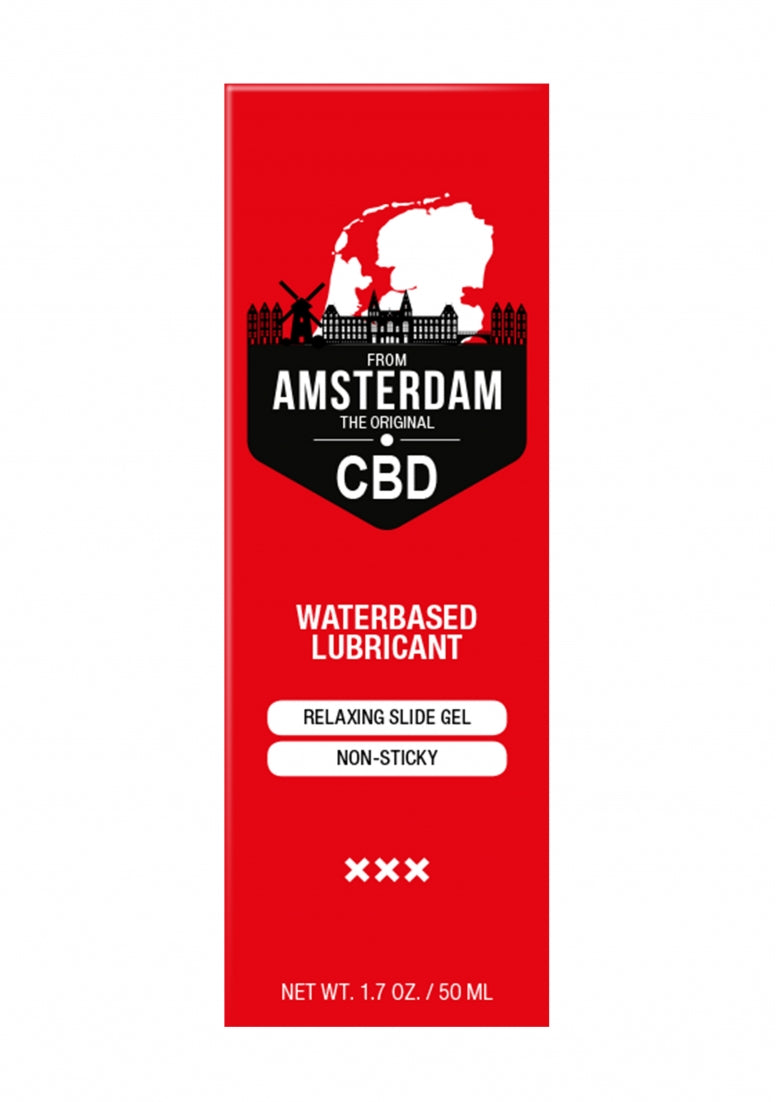 Original CBD from Amsterdam -  Waterbased Lubricant - 50 ml