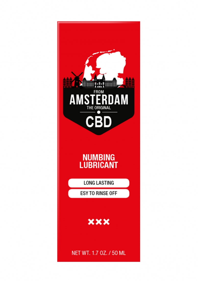 Original CBD from Amsterdam -  Numbing Lubricantl - 50 ml