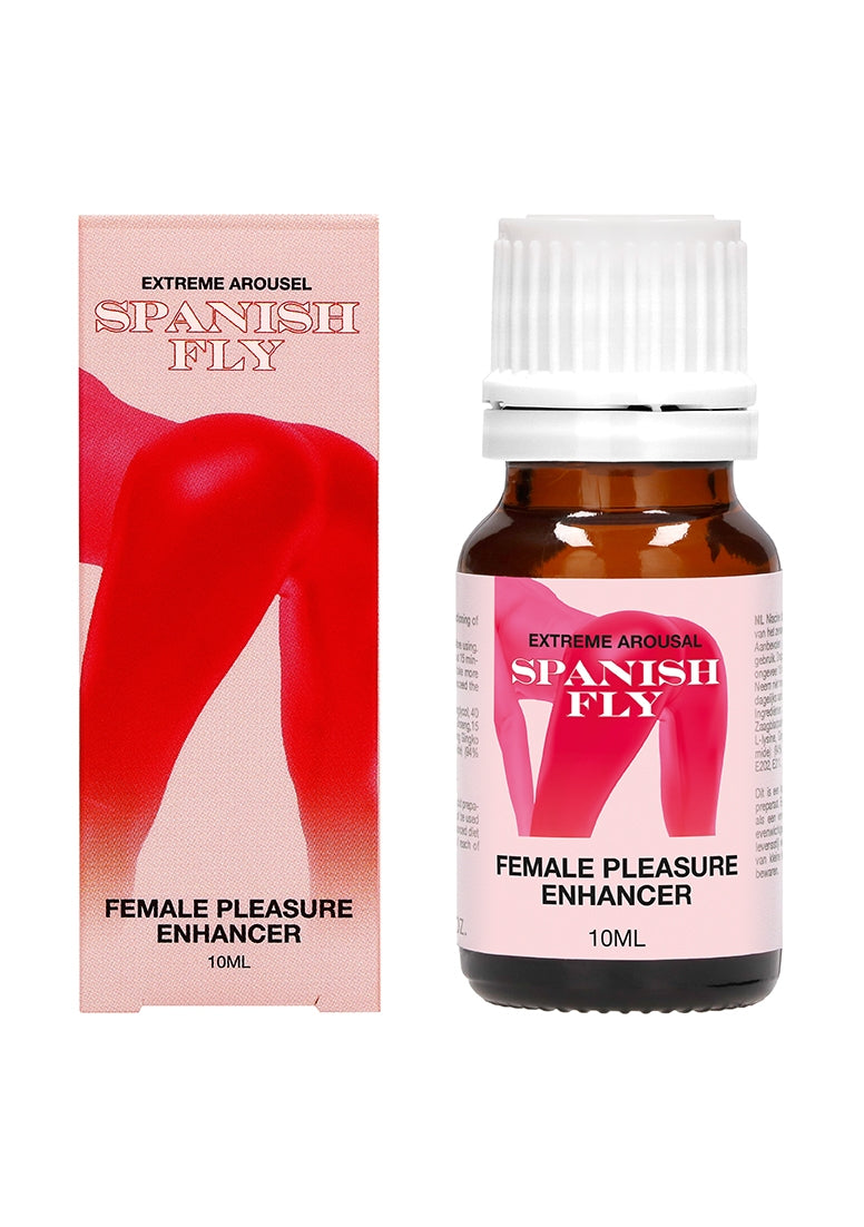 Spanish Fly - Female Pleasure Enhancer - 10ml