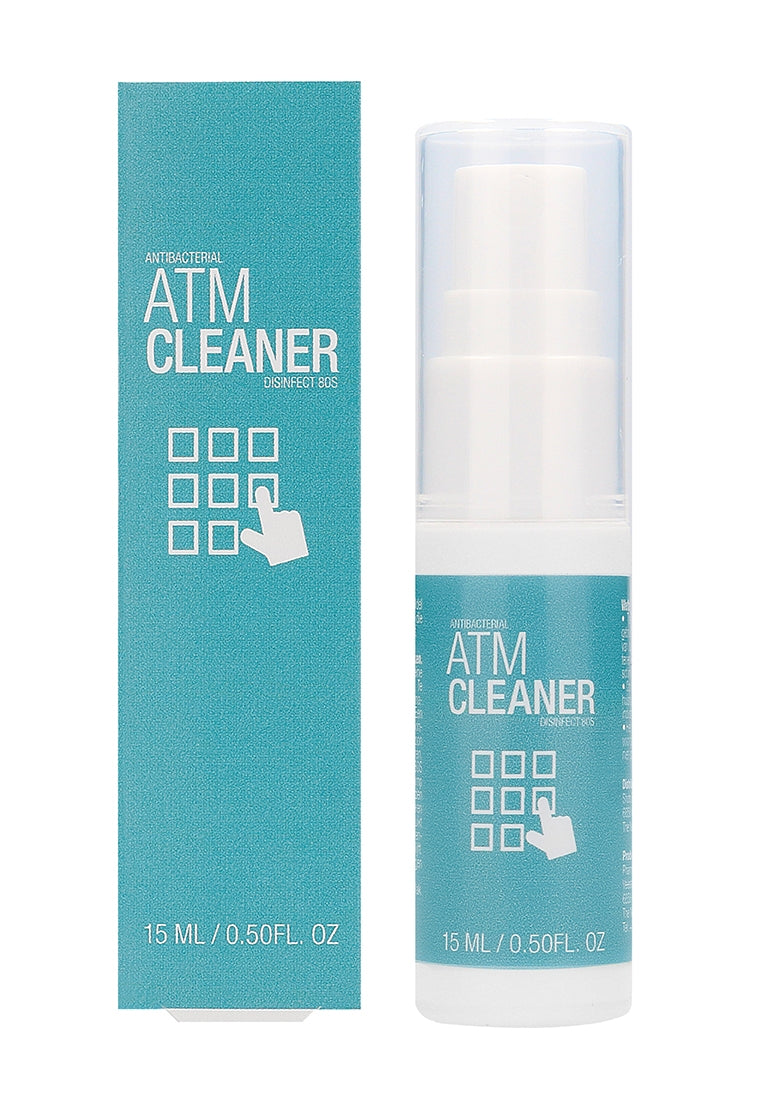 Antibacterial ATM Cleaner - Disinfect 80S - 15ml