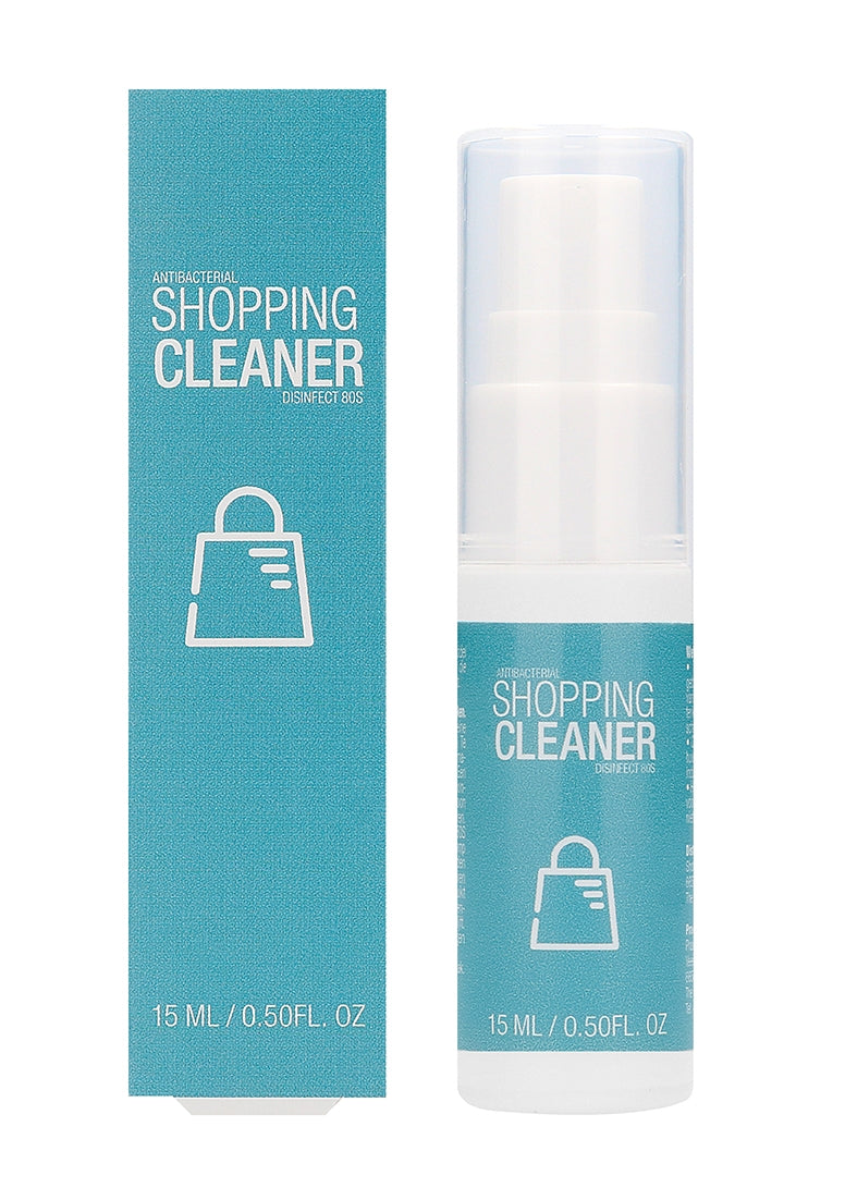 Antibacterial Shop Cleaner - Disinfect 80S - 15ml