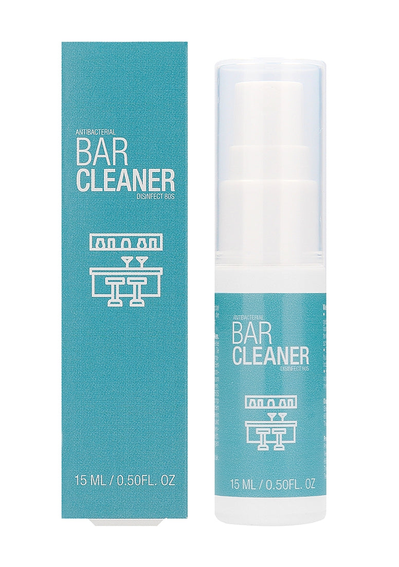 Antibacterial Bar Cleaner - Desinfect 80S - 15ml