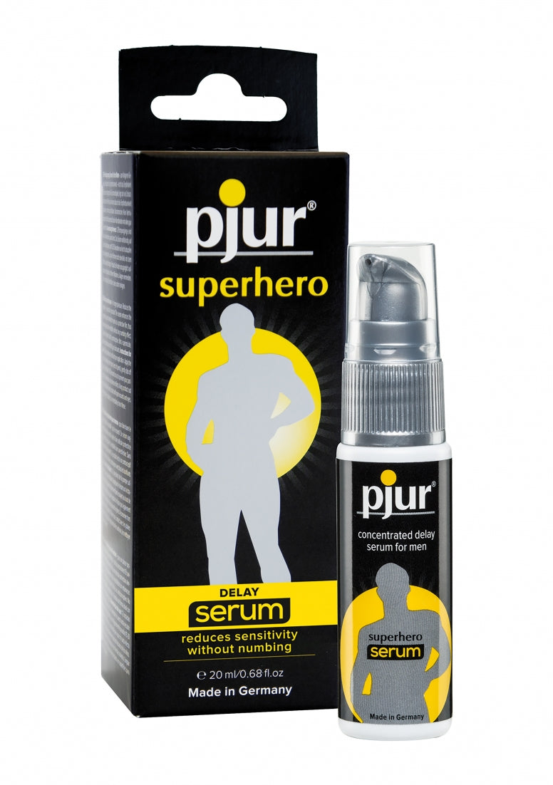 Pjur Superhero - Serum - 20 ml