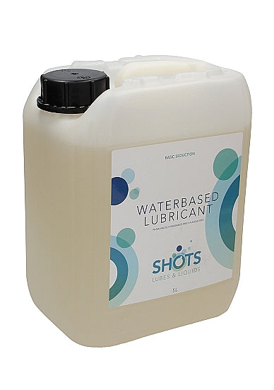 Waterbased Lubricant - 5L