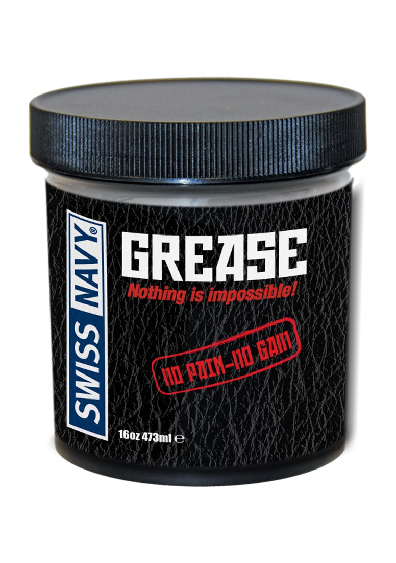 Grease - 16oz Jar