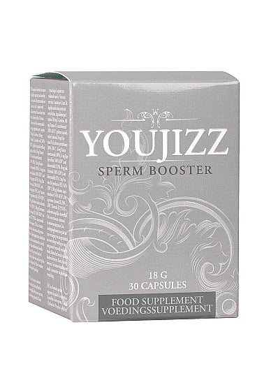 Pharmquests Youjizz Spermbooster - 30 Capsules
