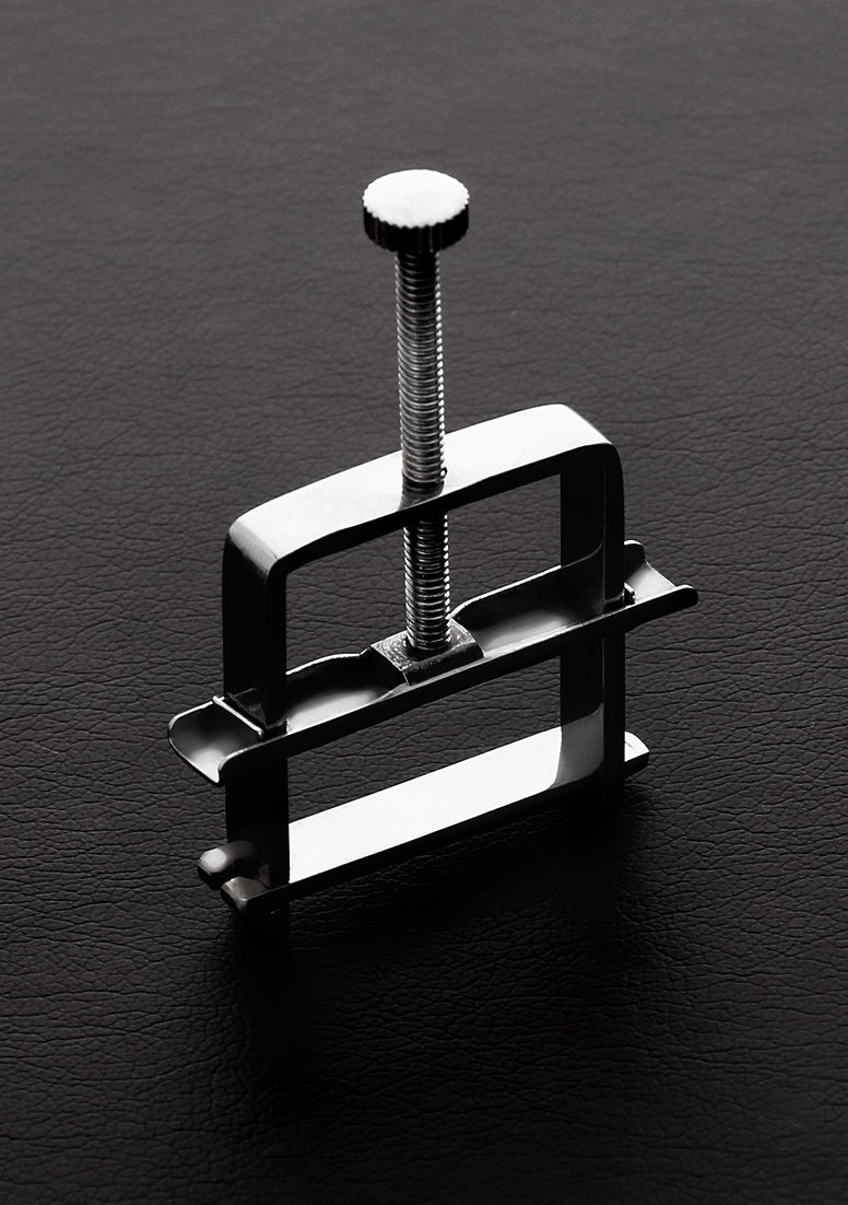 Press Style Nipple Clamp (single piece)