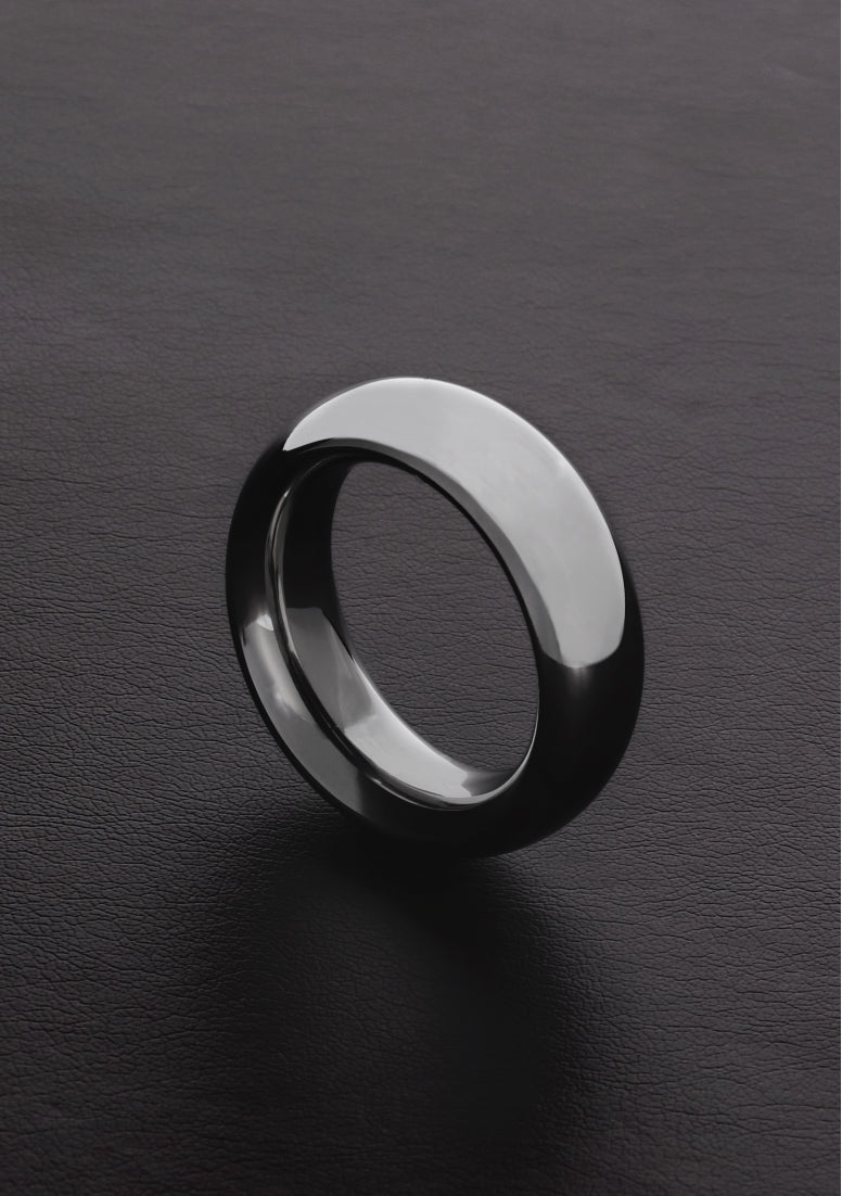 Donut C-Ring  (15x8x40mm) - Brushed Steel