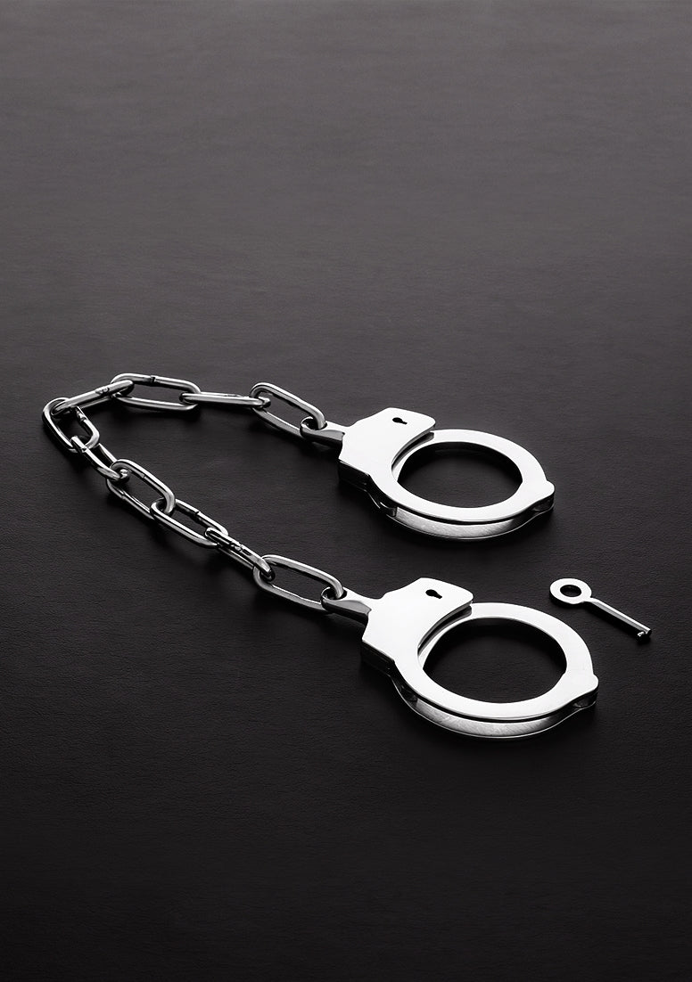 Peerless Link Chain Handcuffs