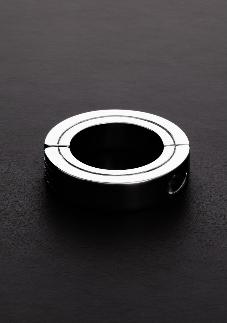 Hinged Cock Ring/CBT Ball Stretchers (45mm)