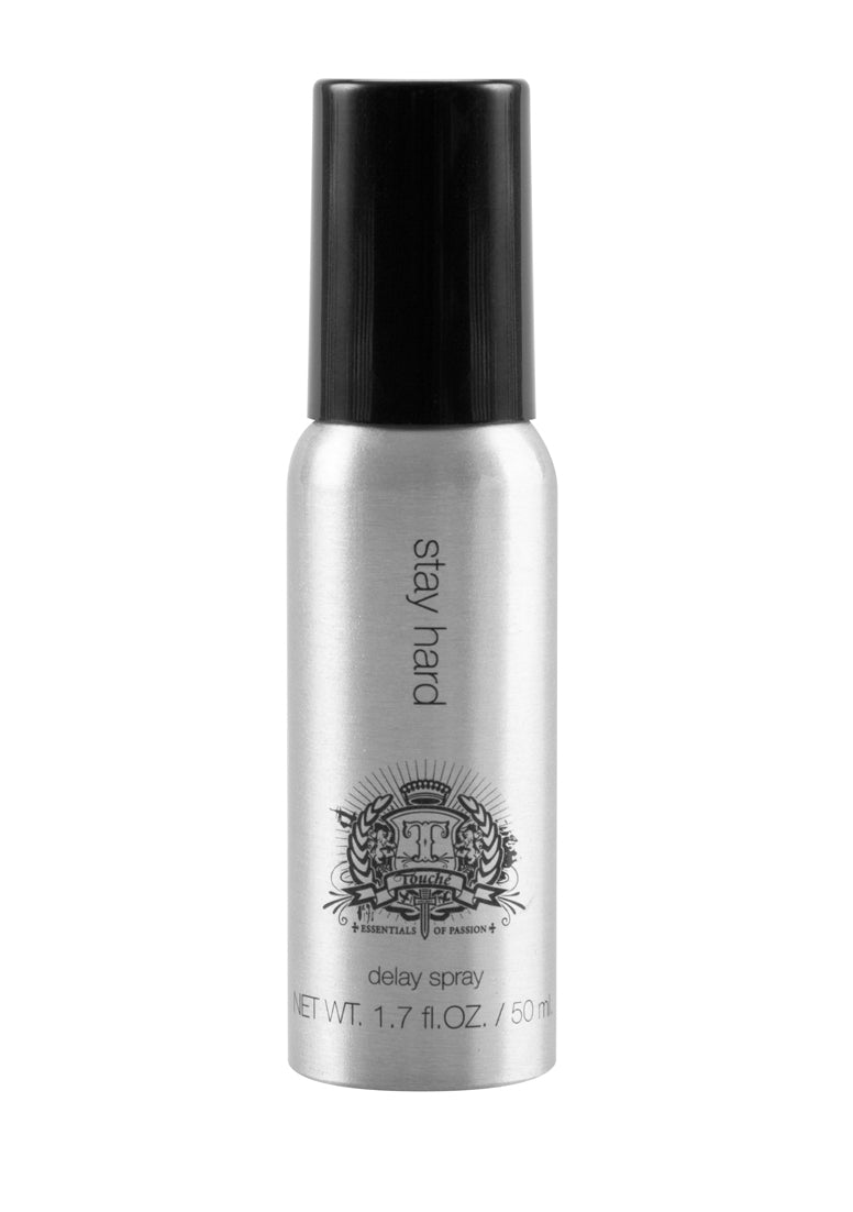 Touché Stay Hard Verstragings Spray - 50 ml