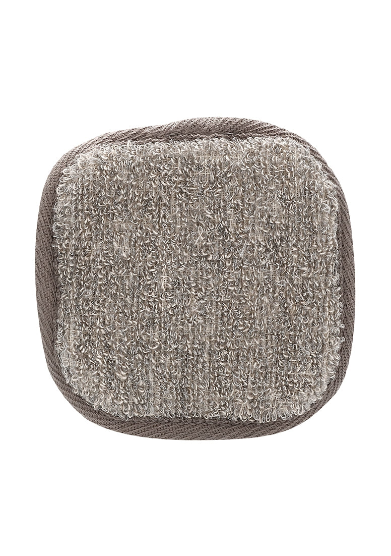 Square Face Pad - Taupe