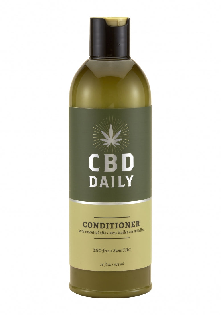 CBD Daily Conditioner - 16 oz / 473 ml