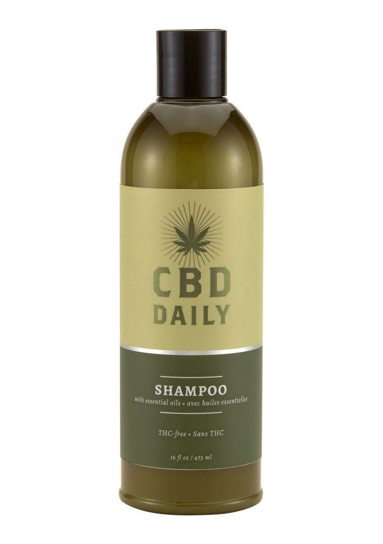 CBD Daily  Shampoo - 16 oz / 473 ml
