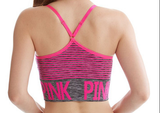 Fitness Strappy Crop Top - rulesfitness