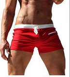 Slim Fit Trunks With Back Pocket - rulesfitness